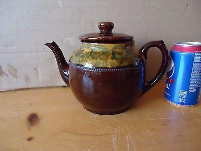 Teapot Ceramic Vintage Tea Kettle, Made in England