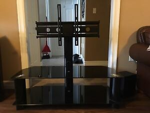 Glass TV Component Stand $175.00