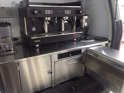 Brand new coffee van fit out with market work call 0 Middle Dural The Hills District Preview