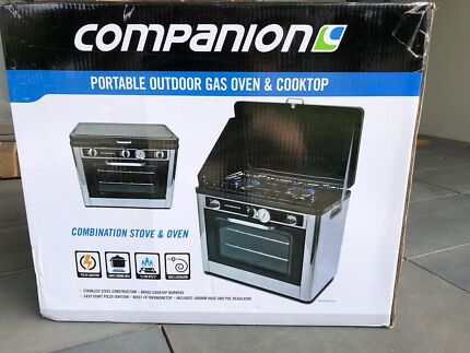Camping Oven and Cooktop