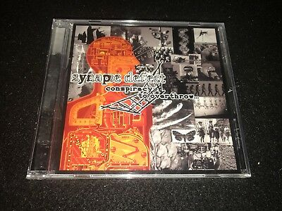 Synapse Defect - Conspiracy to Overthrow... Audio Music CD Factory Sealed NEW ()