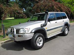 2001 Nissan Patrol Wagon Latrobe Latrobe Area Preview