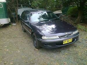 1995 Holden Commodore Wagon Maraylya The Hills District Preview