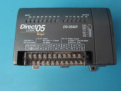 Koyo Do-05ar Direct 05 Logic Plc Wout Modules