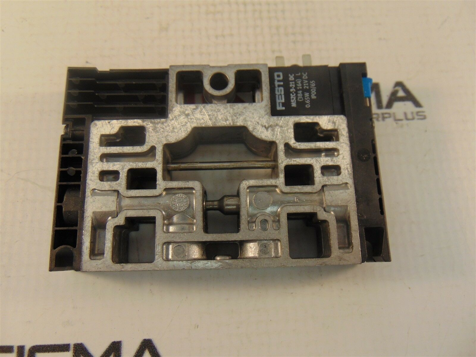 Festo MSZC-3-21 DC Pneumatic Solenoid Valve 21VDC 0.65W
