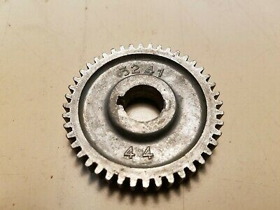 Atlas Craftsman Dunlap 101 618 109 Metal Lathe 109 6 Gear 44 Teeth  3241