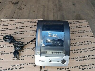 Brother P-touch Ql-500 Thermal Transfer Label Printer