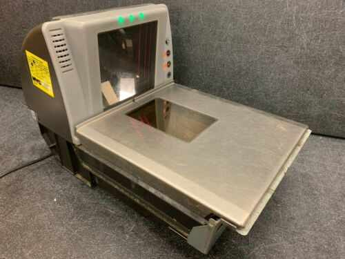 NCR 7878-2001 Countertop Barcode Scanner Scale w/ Fixed PoweredUSB Cable Grocery