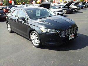 2015 FORD FUSION SE - REAR VIEW CAMERA, SYNC, KEYLESS ENTRY, ALL