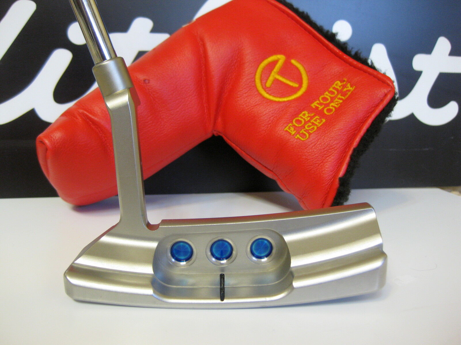 PUTTERS BY DESIGN