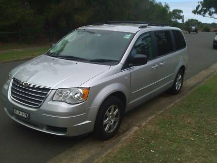 2009 Chrysler Grand Voyager Wagon Menai Sutherland Area Preview