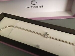 Micheal Hill charm bracelet