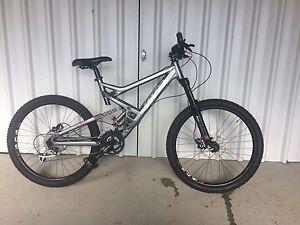 Scott Ransom dual suspension mountain bike Trevallyn West Tamar Preview