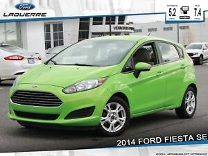 2014 Ford Fiesta SE**A/C*BLUETOOTH*GR. ELECTRIQUE