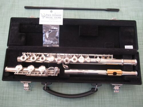 YAMAHA YFL361 FLUTE- Sanitized,Serviced- Beautiful- One of the nicest available
