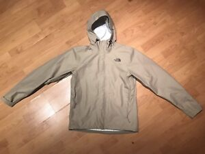 North Face men's rain jacket