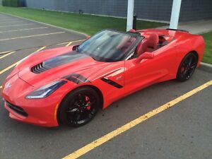 YES 2018,CORVETTE 65TH ANNIVERSARY,LESS $$$ THAN 2017 OR 2016