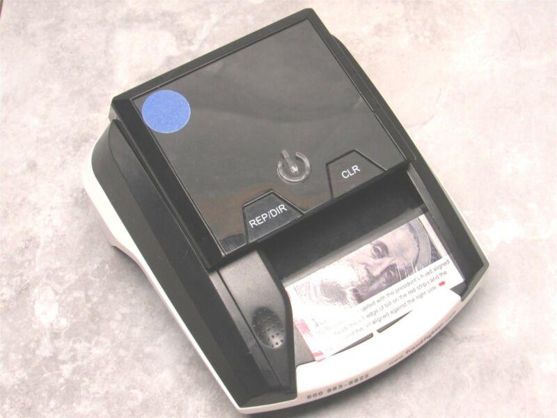 Uveritech Fraud Fighter CT-550 Desktop Counterfeit Bill Detector - Tested