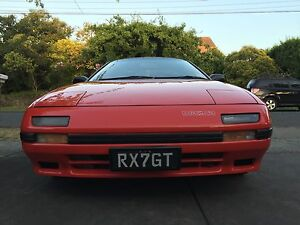1987 Mazda RX7 Coupe Camberwell Boroondara Area Preview