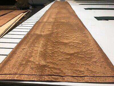 Sapele Pommele Wood Veneer 2 Sheets 118 12 X 14 .7 Thickness519f