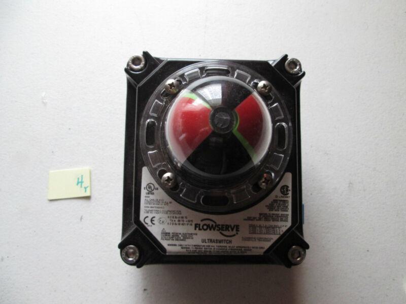 NEW ACCORD CONTROLS FLOWSERVE ULTRASWITCH ADXCLU2N8-18-00200 5-25 VDC (WL41)
