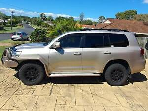 2020 Toyota Landcruiser Lc200 Gxl (4x4) 6 Sp Automatic 4d Wagon
