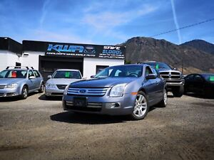 2007 Ford Fusion AWD/LEATHER