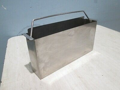 Henny Penny Commercial Hd Ss Oem Grease Catcher Pan For Fryer Model 500c