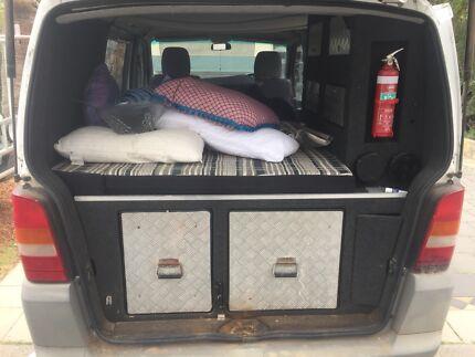 Mercedes Vito camper van