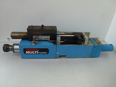 Suhner Bew 12 Multi-master Feed Ca 3 532in Clamping Tongs Recording Er25 Hot
