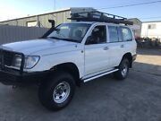 99 Toyota Landcruiser Turbo diesel 100 105 series Standard Clontarf Redcliffe Area Preview