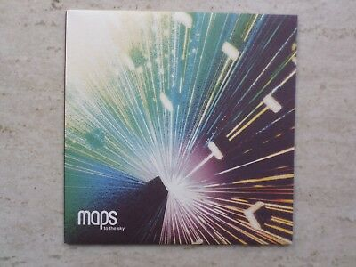 "MAPS ""TO THE SKY""/""THE LOVING HAND REMIX"" LTD EDITION  VINYL 7"" SINGLE"