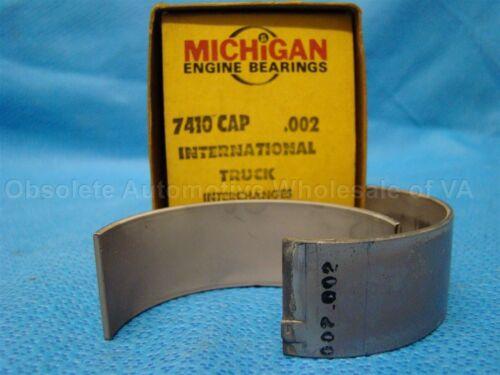 .020 mains Cadillac 365 390 Crankshaft Main Bearing Set 1956-62 STANDARD