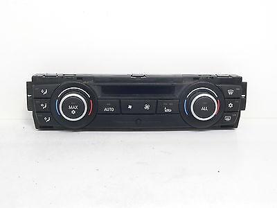BMW SERIA 1 E81 E82 E87 E88 SERIA 3 AC CONTROL PANEL KLIMABEDIENTEIL 9242410