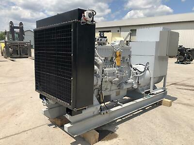 300 Kw Cat Generator Set Year 1994 12 Lead Reconnectable 667 Hours