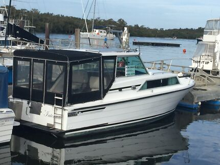"Mariner Pacer 780 ""INTERLUDE"" Port Stephens Area Preview"