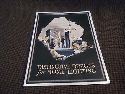 Vintage Light Lamp Catalog from Beardslee Chandelier Mfg. Co Lighting
