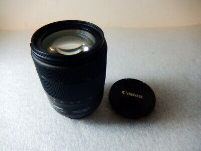 Canon EF-S 18-135mm f/3.5-5.6 IS Nano USM Lens