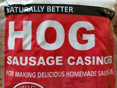 Natural Hog Pork Sausage Stuffer Casings Casing Stuffing Skin Lining