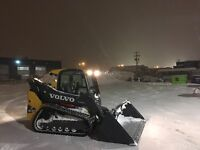 Grande Prairie and Area Snow Removal Services