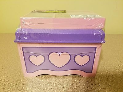 Kid's Wooden Jewelry Box With Sparkling Gems Decorate your Own ByMelissa-Doug - Own Wooden Jewelry