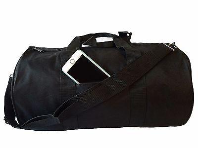 polyester roll duffle duffel bag travel gym