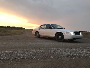 2011 crown Vic police interceptor