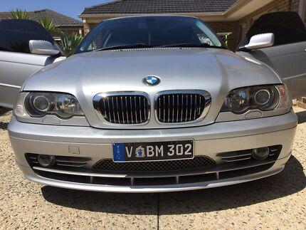 Wanted: BMW 330ci