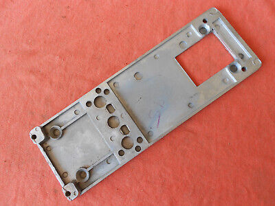 Phelps Time Recording Lock Mounting Plate Parts Locksmith
