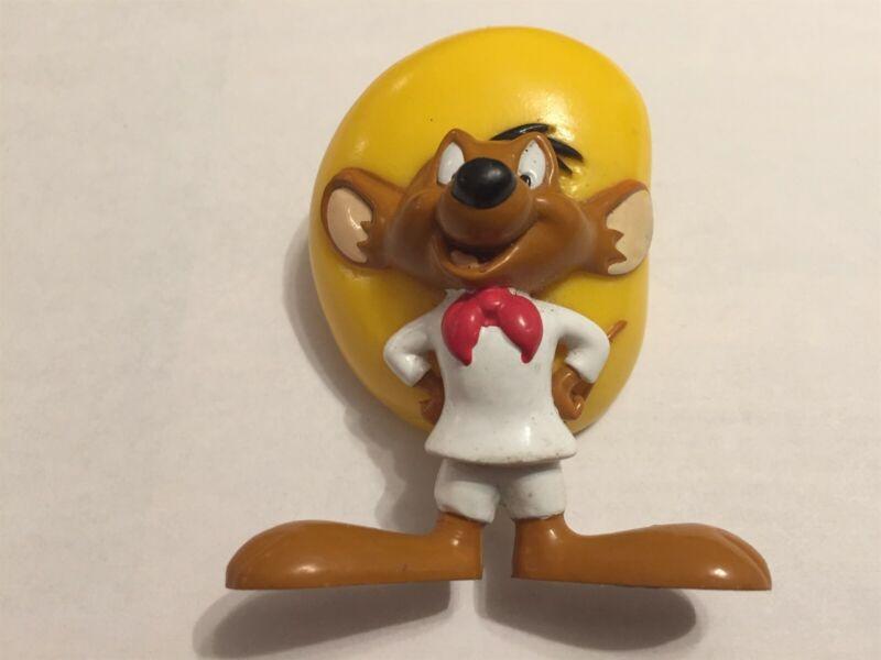 SPEEDY GONZALES Looney Tunes PVC figure Warner Bros Store 1997 Vintage EXCELLENT