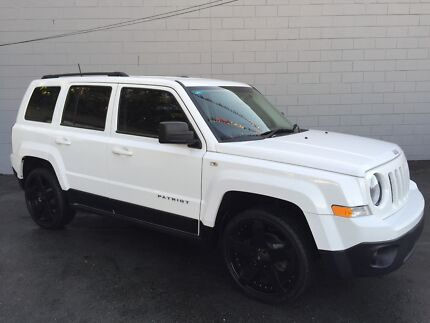 FROM $79 PER WEEK 2012 Jeep Patriot Wagon Southport Gold Coast City Preview