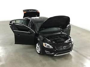 2016 Volvo S60 T5 AWD Special Edition Premier GPS*Cuir*Toit*
