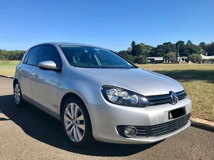 VW Golf VI 118TSI Comfortline MY10 2010 Bondi Beach Eastern Suburbs Preview