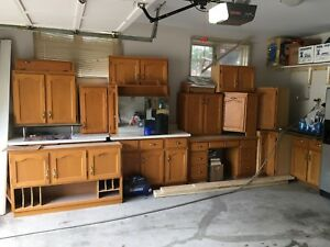 Oak Kitchen for sale!!!